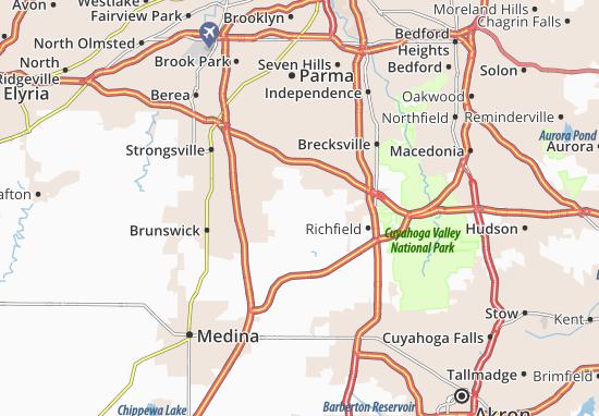 Map Of Hinckley Map of Hinckley   Michelin Hinckley map   ViaMichelin Map Of Hinckley
