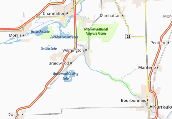 Lakewood Shores Map