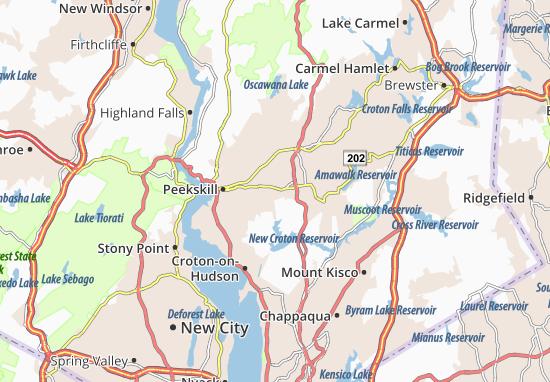 Crompond Map