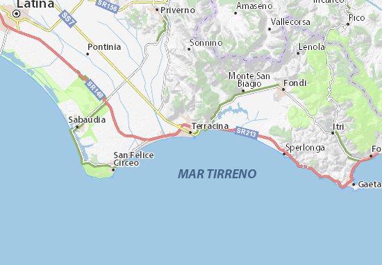terracina tourisme
