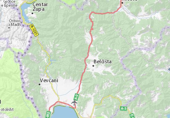 Mappe-Piantine Pesočani