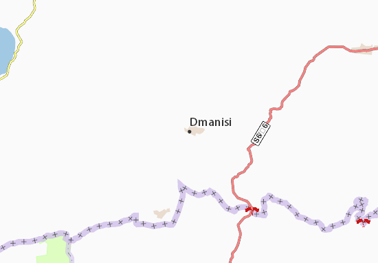 Dmanisi Georgia Map.Dmanisi Map Detailed Maps For The City Of Dmanisi Viamichelin
