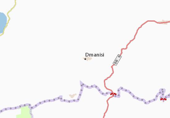 Mapas-Planos Dmanisi