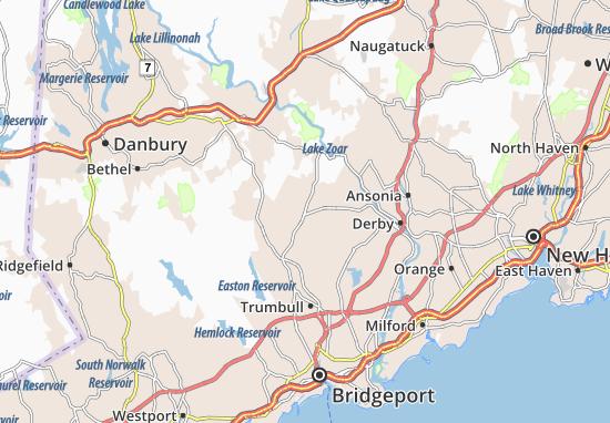 Mapa Plano Monroe