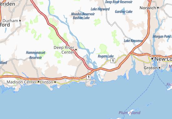 Essex Village Map