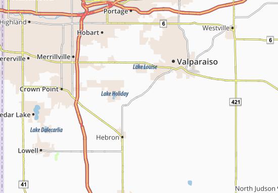 Mappe-Piantine Porter Crossroads