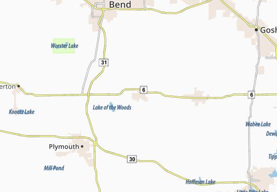 Bremen Map
