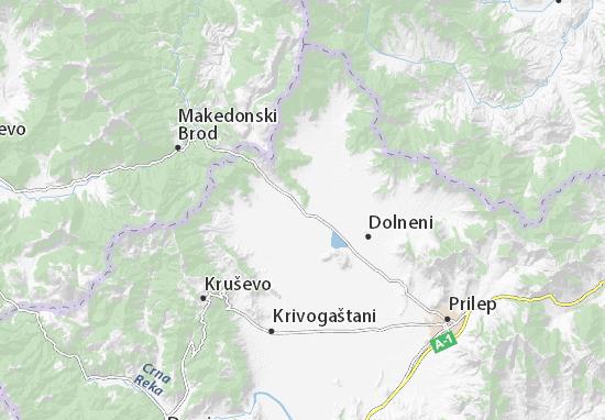 Ropotovo Map