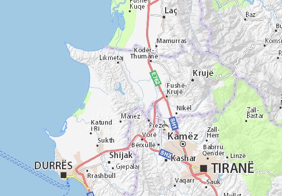 Mapa Plano Bubq