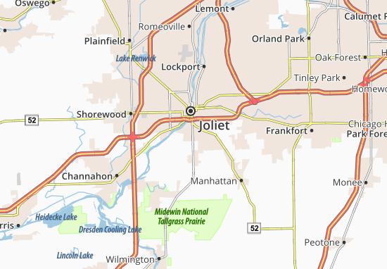 Preston Heights Map
