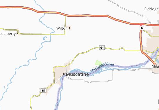 Sweetland Center Map