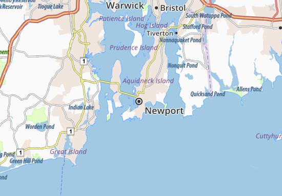 Mappe-Piantine Newport