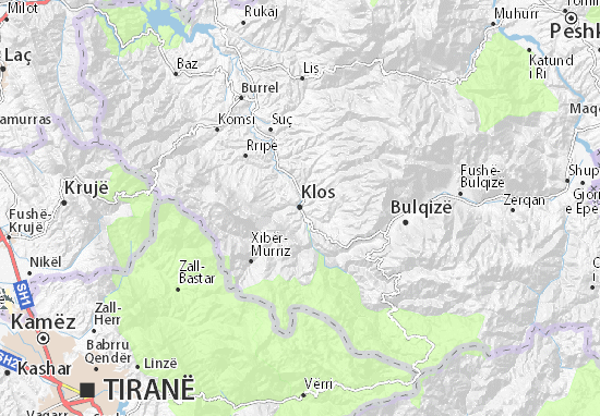 Mappe-Piantine Klos