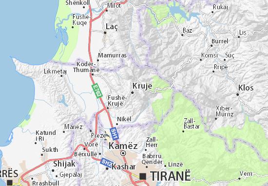 Mappe-Piantine Krujë