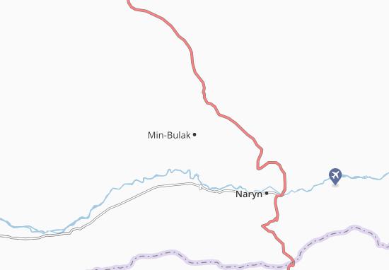 Mapa Plano Min-Bulak