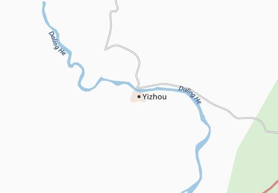 Yizhou Map