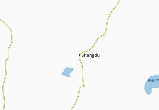 Shangdu Map