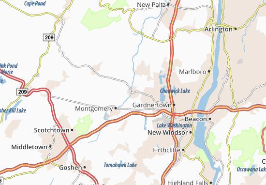 Mapas-Planos Walden
