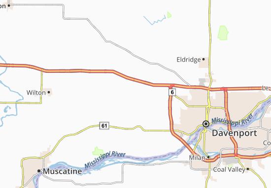 Walcott Map