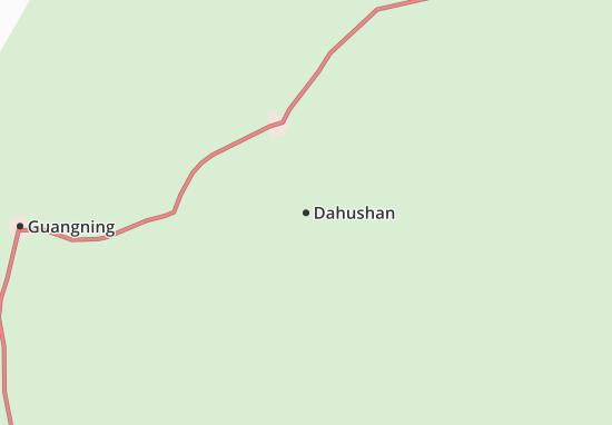 Dahushan Map