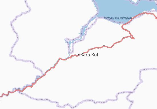 Kara-Kul Map: Detailed maps for the city of Kara-Kul ...