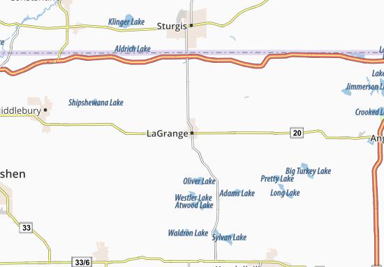 LaGrange Map