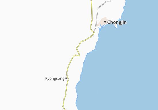 Sungam-Ni Map