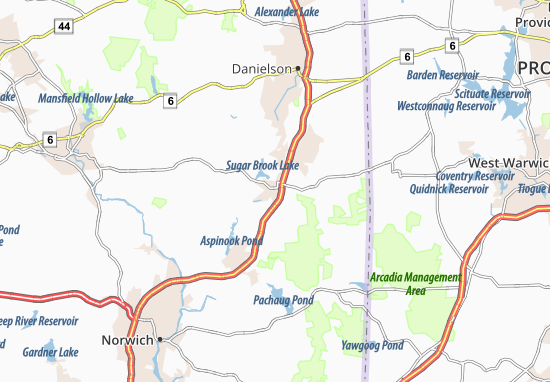 Plainfield Map