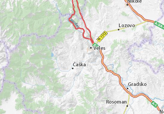 Mappe-Piantine Gorno Orizari
