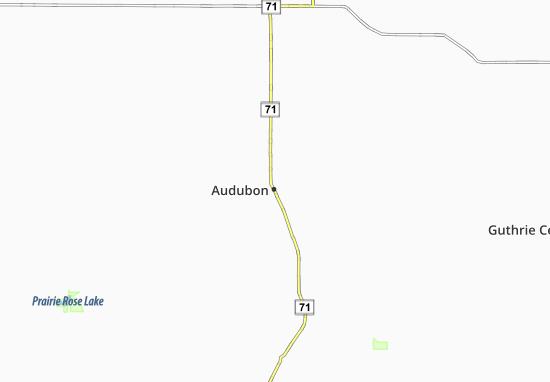 Mappe-Piantine Audubon