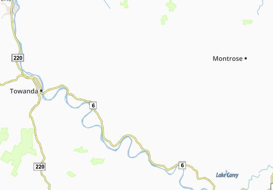 Mappe-Piantine Stevensville