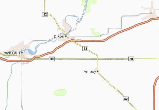 Eldena Map