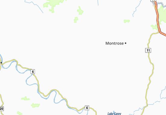 Mappe-Piantine Lawton