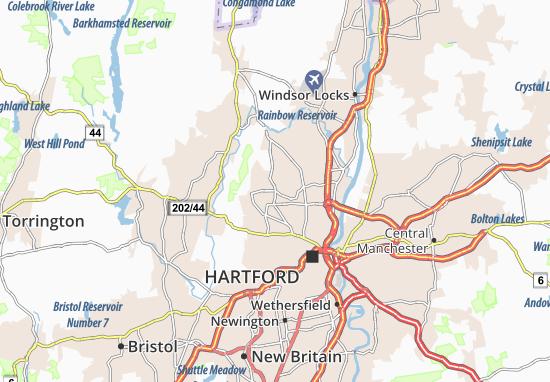 Bloomfield Map