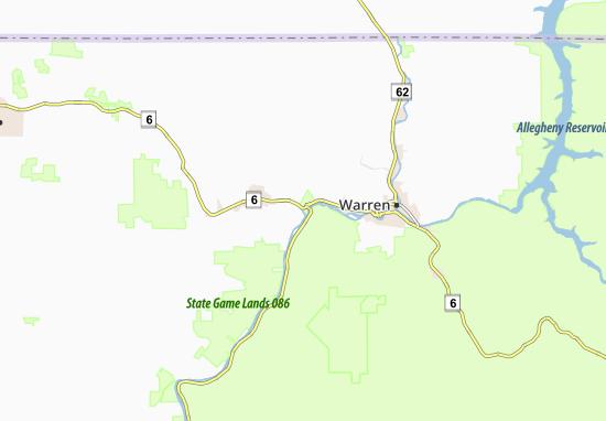 Irvine Map