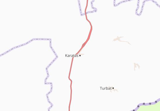 Karatas Map