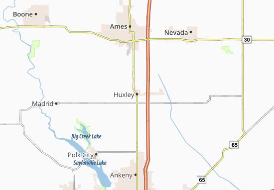 Huxley Map