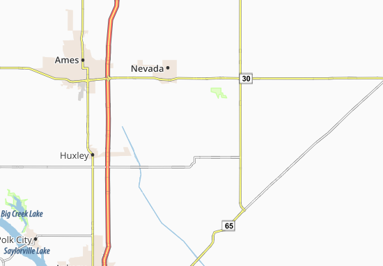 Map of Iowa Center Michelin Iowa Center map ViaMichelin – Iowa Tourist Attractions Map