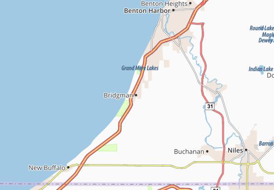 Bridgman Map