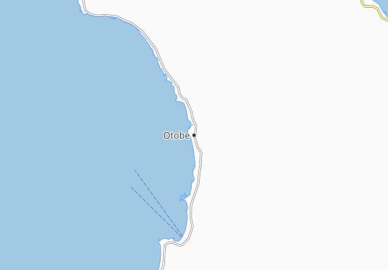 Kaart Plattegrond Otobe