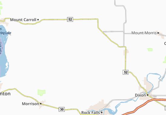 Mappe-Piantine Milledgeville