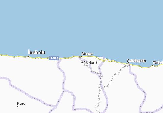 Mappe-Piantine Abana