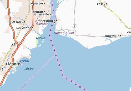 Mapas-Planos Malden