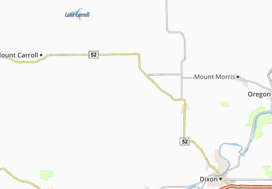 Elkhorn Grove Map