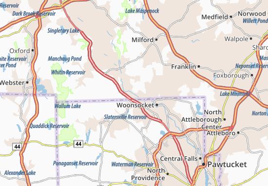 Millville Map