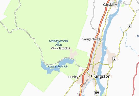 Mappe-Piantine Woodstock