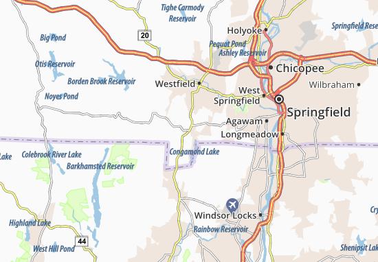 Southwick Map