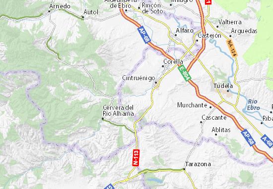 Mappe-Piantine Fitero