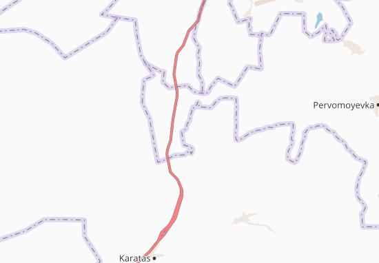 Fogelevo Map