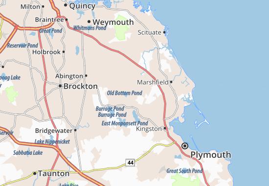 Carte-Plan Pembroke